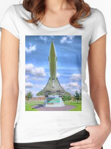 Concorde - Brooklands - HDR Women's Fitted Scoop T-Shirt