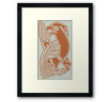 Griffin from Bamberg Framed Print