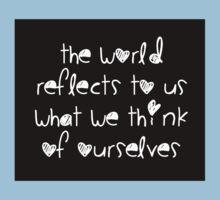World Reflection Kids Tee