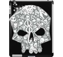 Skull famous heads iPad Case/Skin