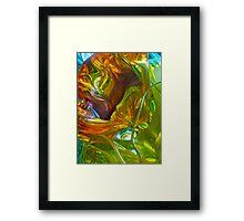 Healing Energy & Light  Framed Print