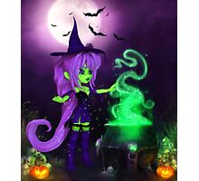 Bewitching Brew Photographic Print