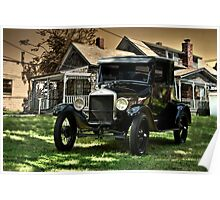 1926 Ford Model T - The Backyard T Poster
