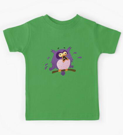 the owl Kids Tee
