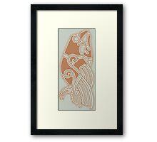 Raven from Bamberg Framed Print