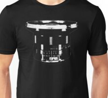 Manual FOcus Lens Photography Unisex T-Shirt