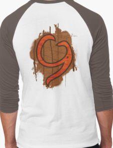 Deku Shield  Men's Baseball ¾ T-Shirt