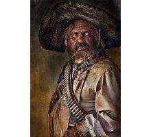 The Tombstone Bandito Photographic Print