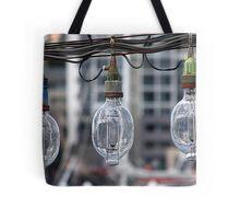 Fishing Lights Tote Bag