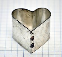 Tin Heart by Sarah Thompson-Akers