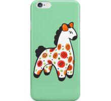 Dymkovo horse iPhone Case/Skin