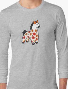 Dymkovo horse Long Sleeve T-Shirt