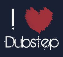 Dubstep Love Kids Clothes