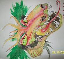 Dragon by Decembersend