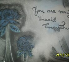 My unsiad everything by Decembersend