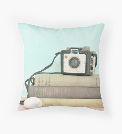 Treasures Throw Pillow