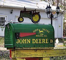 Deer Mailman by vigor