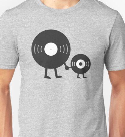 Records Xing Unisex T-Shirt