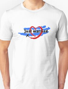 Just Married 2 T-Shirt