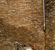 Bruges Vespa by jo1079ch
