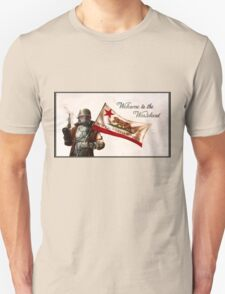 Fallout NCR Welcome T-Shirt