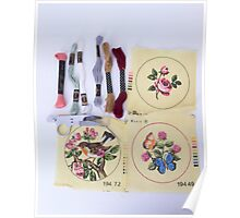 Embroider Me  Poster