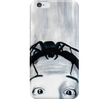It Keeps Climbing Out The Spout iPhone Case/Skin