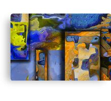 Maps of the World Canvas Print