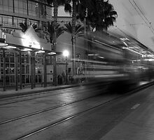 Late For The Trolley by Eddie Yerkish