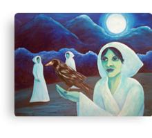 Nightwalkers Canvas Print