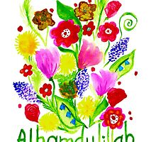 Alhamdulillah  by oyuornek