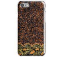 Batik Flower Tendrils Pattern iPhone Case iPhone Case/Skin