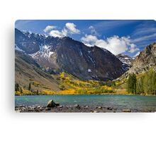 Parker Lake, CA, USA Canvas Print