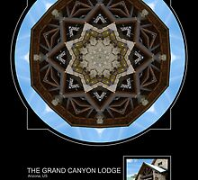 THE GRAND CANYON LODGE by PhotoIMAGINED