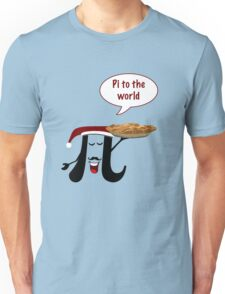 Pi to the world T-Shirt