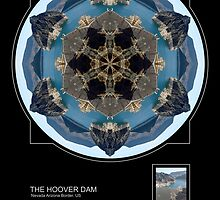 THE HOOVER DAM by PhotoIMAGINED