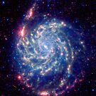 Whirlpool Galaxy by SOIL