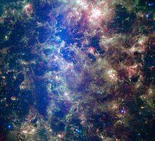 Blue Nebula by SOIL