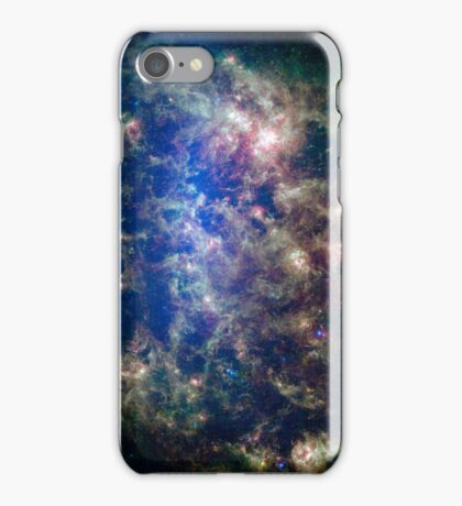 Blue Nebula iPhone Case/Skin