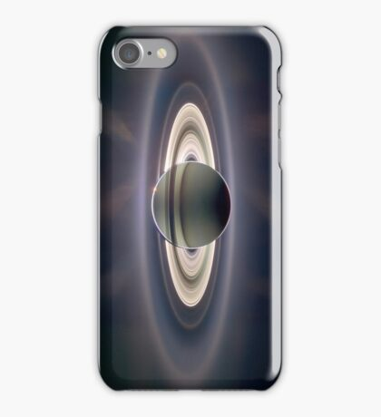 Saturn Rising iPhone Case/Skin