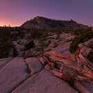 Last Light - Olmstead Point, Yosemite NP by Matthew Kocin