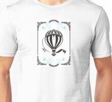 vintage hot air balloon  Unisex T-Shirt