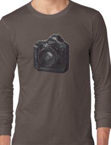 Dreamer Camera Photographer Long Sleeve T-Shirt