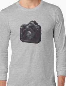 Dreamer Camera Photographer Long Sleeve T-Shirt
