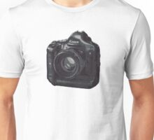 Dreamer Camera Photographer Unisex T-Shirt