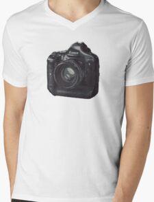 Dreamer Camera Photographer Mens V-Neck T-Shirt