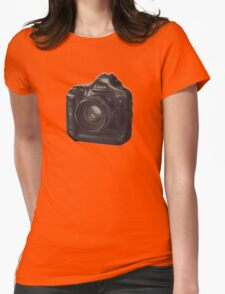 Dreamer Camera Photographer Womens Fitted T-Shirt