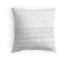 Canadian Bacon - Two Hour Win Throw Pillow