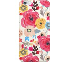 Summer Flora iPhone Case/Skin
