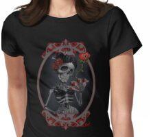 Senorita Lockheart T shirt by Pooch Womens Fitted T-Shirt